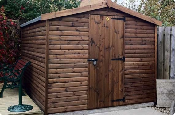 10x8 shed - Bedale