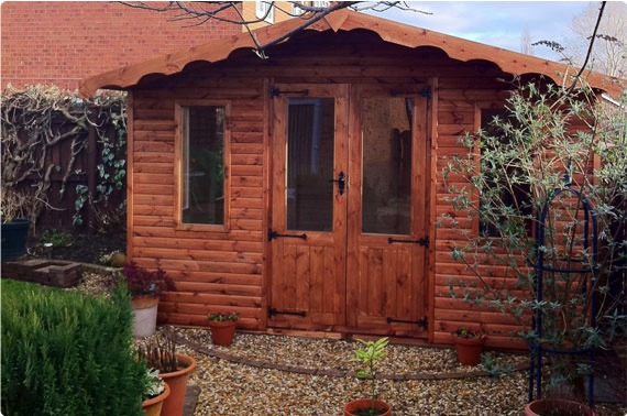 Bespoke Tmber Summerhouse - North Yorkshire